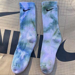 Nike Everyday Custom Tie Dye Unisex Crew Socks
